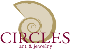 Circles Art & Jewelry Logo