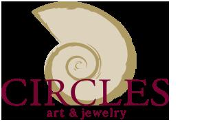 Circles Art & Jewelry Logo