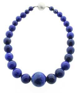 Collier Lapis Lazuli - Collectie Circles Art&Jewelry - Zwijndrecht