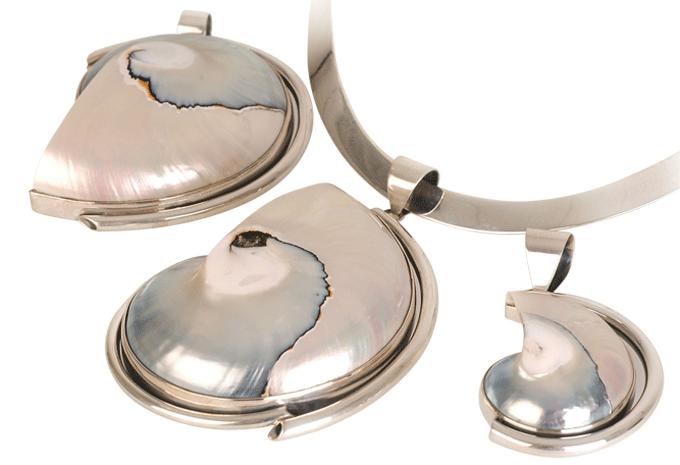 Sieraden - Nautilus - Circles Art&Jewelry - Zwijndrecht