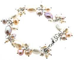 Armband zoetwaterparels - Circles Art&Jewelry - Zwijndrecht