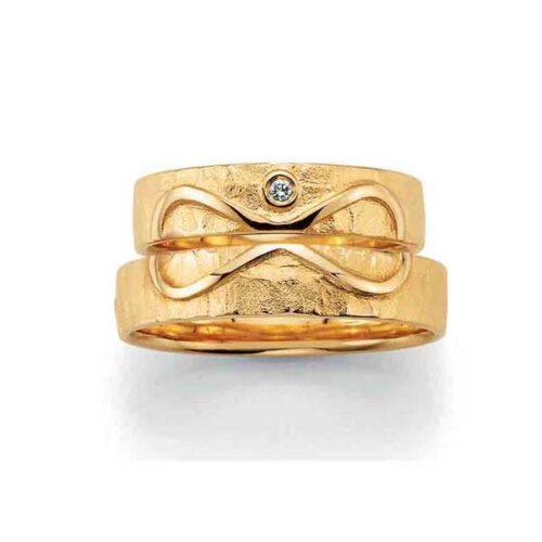 trouwringen-signs-love-infinity-14-krt-geelgoudtrouwringen-signs-of-love-infinity-14-krt-geelgoud-Circles Art&Jewelry-Zwijndrecht