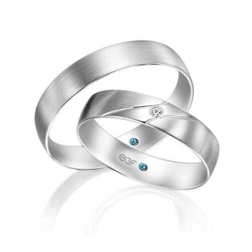 Witgouden-trouwringen-Circles-Art&Jewelry-Zwijndrecht