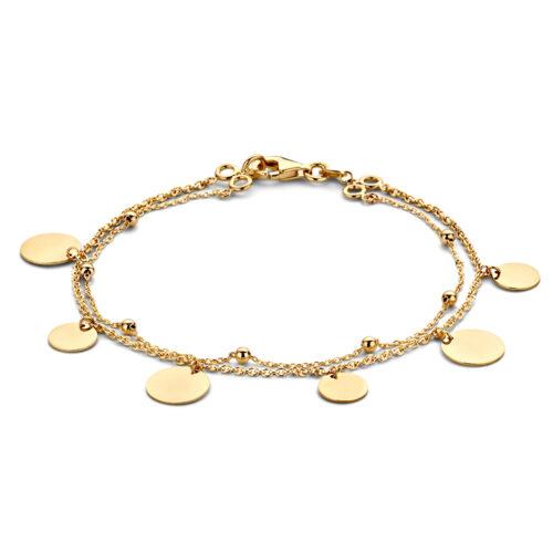 armband-geelgoud-online-Circles Art and Jewelry - 078-6124832-Zwijndrecht