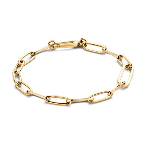 gold collection armbanden van Circles Art&Jewelry - Zwijndrecht